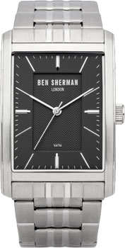 fashion наручные  мужские часы Ben Sherman WB013BM. Коллекция Clerkenwell Professional