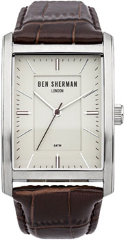 fashion наручные  мужские часы Ben Sherman WB013BR. Коллекция Clerkenwell Professional