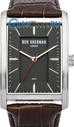 Мужские наручные fashion часы в коллекции Clerkenwell Professional Ben Sherman