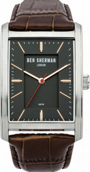 fashion наручные  мужские часы Ben Sherman WB013E. Коллекция Clerkenwell Professional