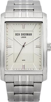 fashion наручные  мужские часы Ben Sherman WB013SM. Коллекция Clerkenwell Professional
