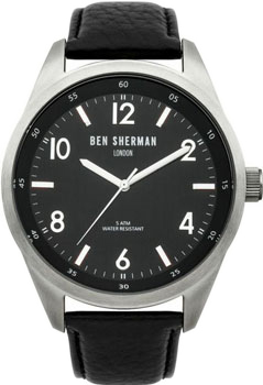 fashion наручные  мужские часы Ben Sherman WB022B. Коллекция Big Carnaby Heritage