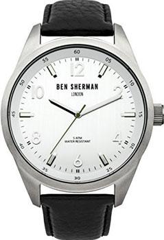 fashion наручные  мужские часы Ben Sherman WB022S. Коллекция Big Carnaby Heritage