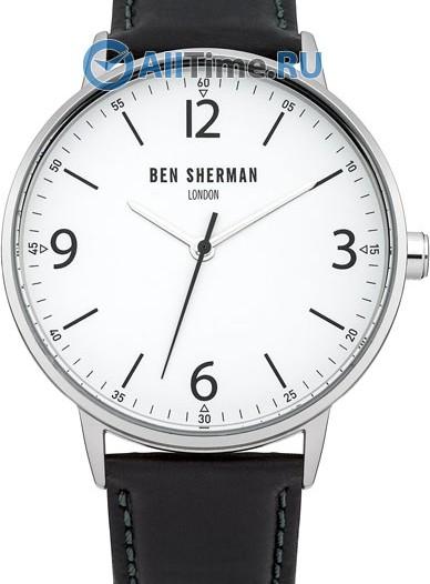 Мужские наручные fashion часы в коллекции Portobello Ben Sherman