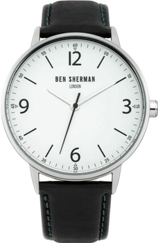 fashion наручные  мужские часы Ben Sherman WB023B. Коллекция Portabello Casual