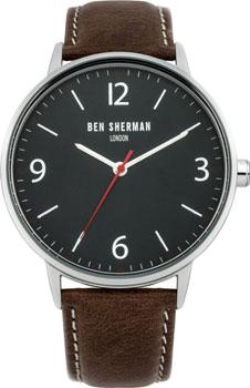 fashion наручные  мужские часы Ben Sherman WB023BR. Коллекция Portabello Casual