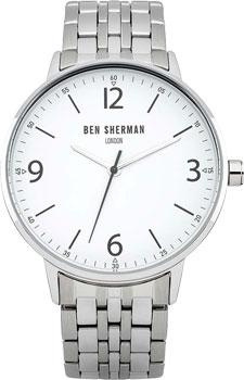 fashion наручные  мужские часы Ben Sherman WB023SM. Коллекция Portabello Casual