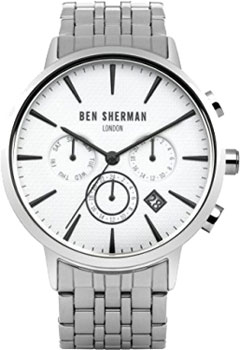 fashion наручные  мужские часы Ben Sherman WB028SM. Коллекция Portobello Professional