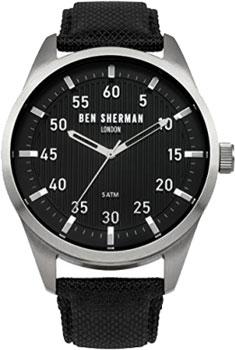 fashion наручные  мужские часы Ben Sherman WB031B. Коллекция Carnaby Outdoor