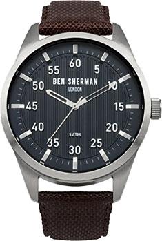fashion наручные  мужские часы Ben Sherman WB031BR. Коллекция Carnaby Outdoor