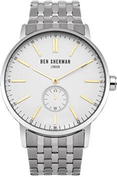 fashion наручные  мужские часы Ben Sherman WB032SM. Коллекция Big Portobello Social