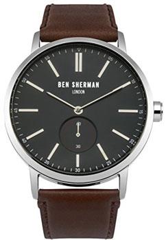 fashion наручные  мужские часы Ben Sherman WB032UBR. Коллекция Big Portobello Social