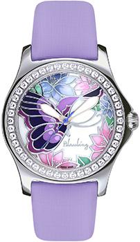 Швейцарские наручные  женские часы Blauling WB2110-02S. Коллекция Papillon I