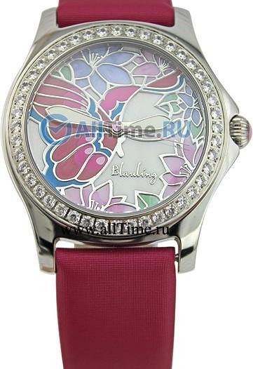 Женские наручные швейцарские часы в коллекции Insect Blauling