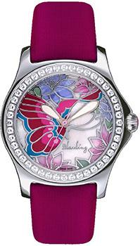 Швейцарские наручные  женские часы Blauling WB2110-03S. Коллекция Papillon I