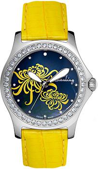 Швейцарские наручные  женские часы Blauling WB2117-03S. Коллекция Seasons