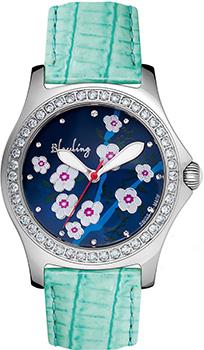 Швейцарские наручные  женские часы Blauling WB2117-04S. Коллекция Seasons