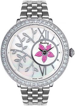 Швейцарские наручные  женские часы Blauling WB2119-04S. Коллекция Neige