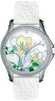 Швейцарские наручные  женские часы Blauling WB2120-04S. Коллекция Flora