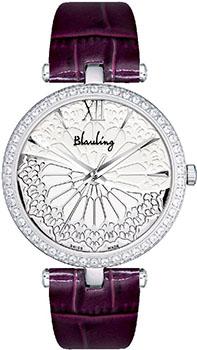 Швейцарские наручные  женские часы Blauling WB2601-01S. Коллекция Palais