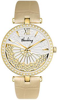Швейцарские наручные  женские часы Blauling WB2601-02S. Коллекция Paris