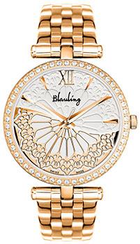 Швейцарские наручные  женские часы Blauling WB2601-04S. Коллекция Paris