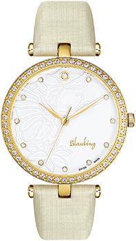 Швейцарские наручные  женские часы Blauling WB2603-03S. Коллекция Papillon Neige