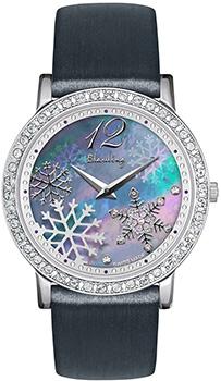 Швейцарские наручные  женские часы Blauling WB2605-02S. Коллекция SnowFlakes