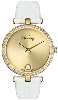 Швейцарские наручные  женские часы Blauling WB2611-02S. Коллекция Floatice
