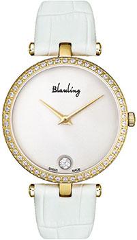Швейцарские наручные  женские часы Blauling WB2611-03S. Коллекция Floatice