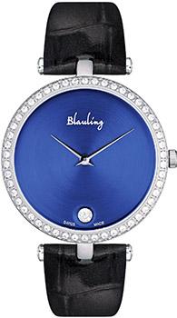 Швейцарские наручные  женские часы Blauling WB2611-04S. Коллекция Floatice