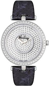 Швейцарские наручные  женские часы Blauling WB2613-01S. Коллекция Galaxy