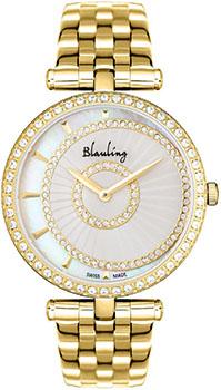 Швейцарские наручные  женские часы Blauling WB2614-12S. Коллекция Masquerade