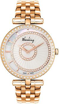 Швейцарские наручные  женские часы Blauling WB2614-13S. Коллекция Masquerade
