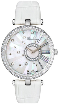 Швейцарские наручные  женские часы Blauling WB2615-01S. Коллекция Bless