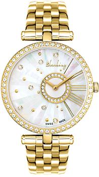 Швейцарские наручные  женские часы Blauling WB2615-12S. Коллекция Bless