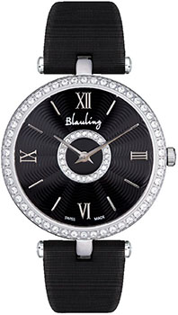 Швейцарские наручные  женские часы Blauling WB2616-01S. Коллекция Elsie