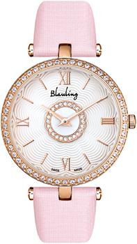 Швейцарские наручные  женские часы Blauling WB2616-03S. Коллекция Elsie