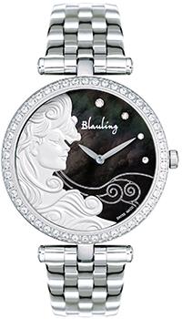 Швейцарские наручные  женские часы Blauling WB2619-11S. Коллекция Venere