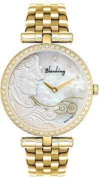 Швейцарские наручные  женские часы Blauling WB2619-12S. Коллекция Venere