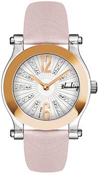 Швейцарские наручные  женские часы Blauling WB2902-02S. Коллекция Crystal
