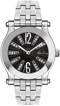 Швейцарские наручные  женские часы Blauling WB2902-03S. Коллекция Crystal