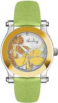 Швейцарские наручные  женские часы Blauling WB3111-01S. Коллекция Orchid