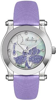 Швейцарские наручные  женские часы Blauling WB3111-03S. Коллекция Orchid