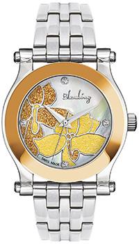 Швейцарские наручные  женские часы Blauling WB3111-04S. Коллекция Orchid