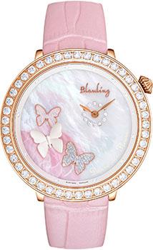 Швейцарские наручные  женские часы Blauling WB3112-02S. Коллекция Hide-and-Seek