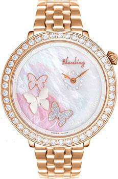 Швейцарские наручные  женские часы Blauling WB3112-05S. Коллекция Hide-and-Seek