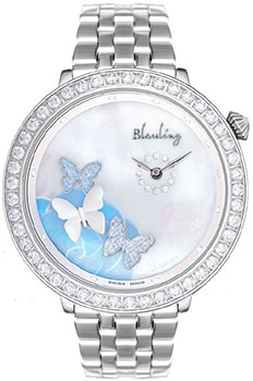 Швейцарские наручные  женские часы Blauling WB3112-06S. Коллекция Hide-and-Seek