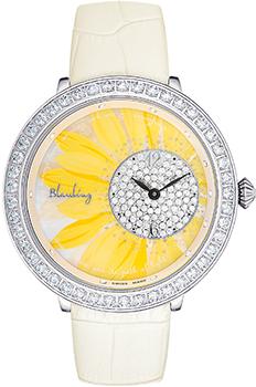 Швейцарские наручные  женские часы Blauling WB3113-03S. Коллекция SunFlower