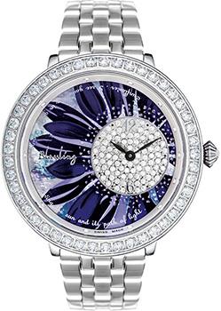 Швейцарские наручные  женские часы Blauling WB3113-04S. Коллекция SunFlower